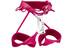 Petzl Selena - Arnés de escalada Mujer - rojo